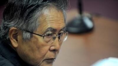 Fujimori tiene otras tres condenas por delitos de corrupción.
