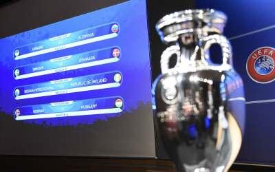 Suecia-Dinamarca, en repechaje a Euro 2016