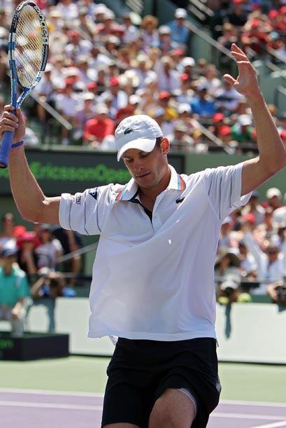Con este triunfo, Roddick se coronó por segunda vez en Miami, ya...