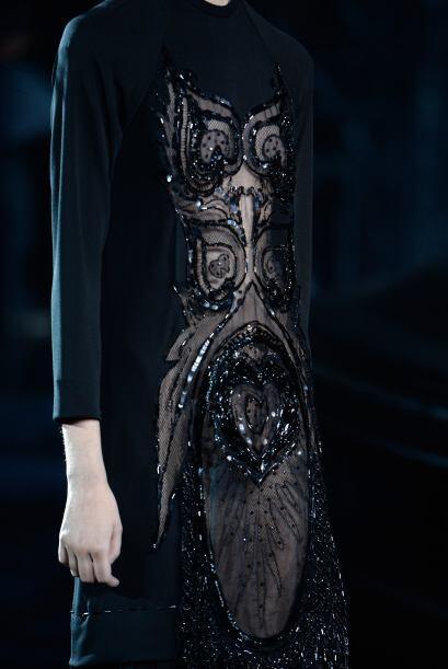 Cada detalle de los vestido está meticulosamente cuidado.
