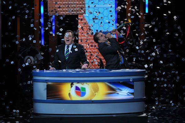 Los latinos saben cómo vivir la pasión del fútbol.