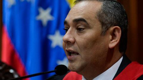 ¿Por qué EEUU anunció sanciones contra ocho miembros del Supremo venezol...