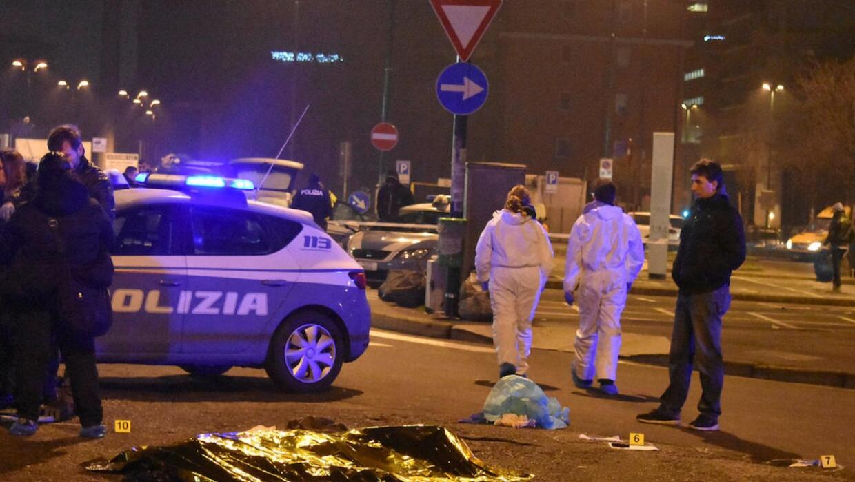 Policía abate al sospechoso del atentado de Berlín en un tiroteo en Italia