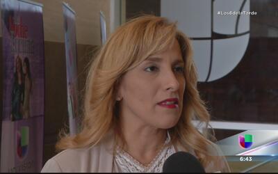 Liza Ortiz niega relación con Anaudi Hernández