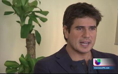 """Daniel Arenas consolida su carrera con """"La Gata"""""""