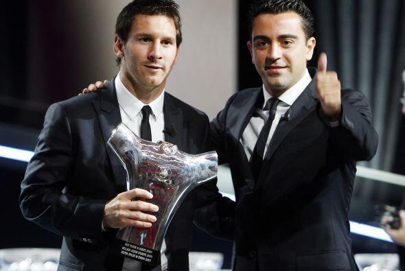 El español mencionó que desde su punto de vista Messi es e...