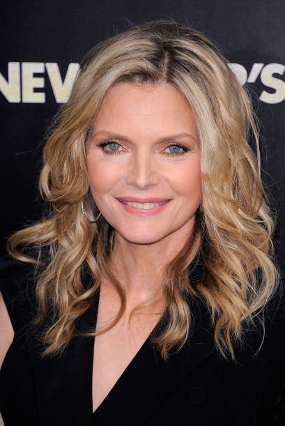 Michelle Pfeiffer: Esta guapa actriz cuenta con más de 50 a&ntild...
