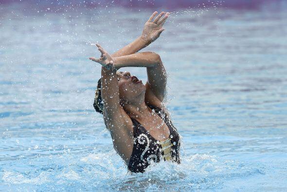 La venezolana Karla Loaiza se adjudicó la presea de bronce en la...