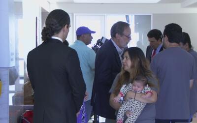 Residentes de un complejo de casas piden una ampliación al inminente des...