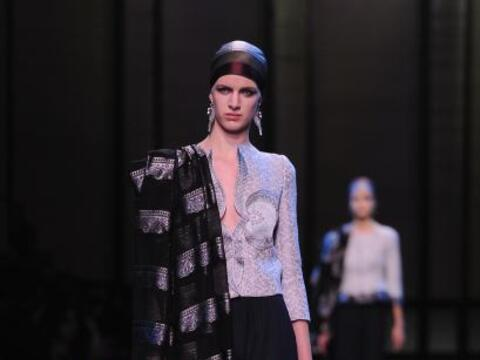 Una de las presentaciones más esperadas en la Semana de la Moda de París...