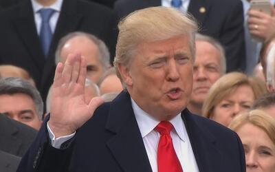 En video: así se juramentaron los presidentes estadounidenses en las últ...