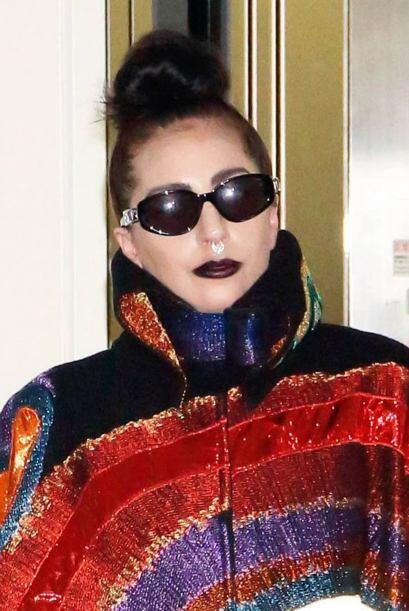Los labios oscuros se han convertido en una de las tendencias favoritas...