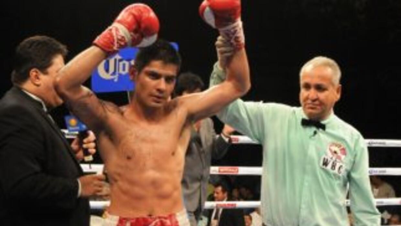 Salgado hará la primera defensa de su título en México (Foto: HG Boxing)