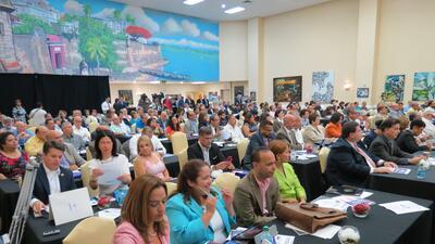 Boricuas en el Encuentro Nacional de la Diáspora Puertorrique&nti...