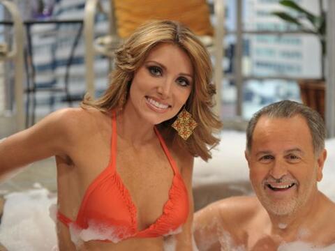 Apenas a unos días de haber ganado la corona de Miss Venezuela, V...