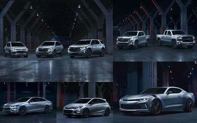 Chevrolet presentó en el Auto Show de Chicago su línea Red...