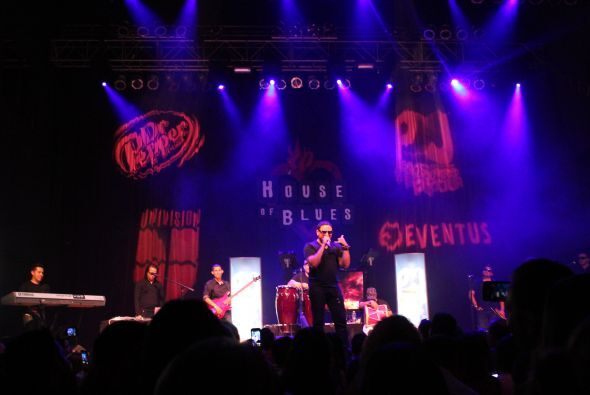 Elvis Crespo y Fito Blanko PJ VIP Tour