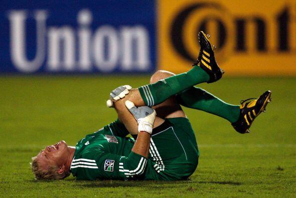Para la escuadra texana el empate fue fatìdico debido a las lesio...