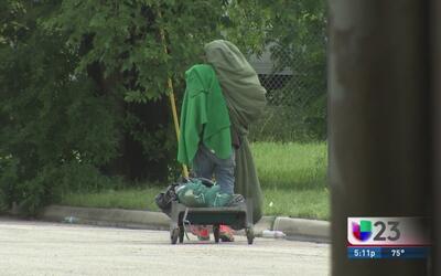 Dallas continúa con problema de vagabundos
