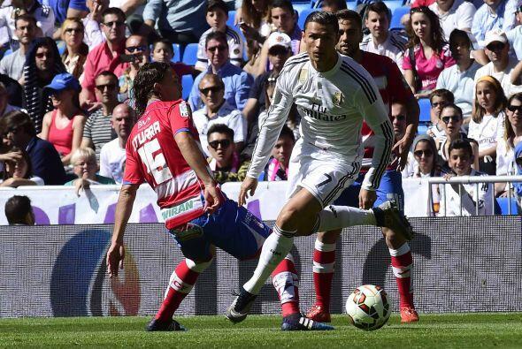 El Santiago Bernabéu presenció un recital perfecto por parte de su Real...