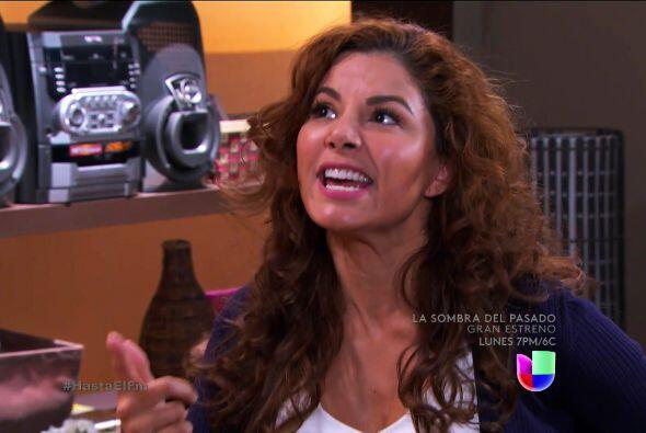 ¿Qué harás Irma? Armando no dejará de luchar por quedarse con su hijo.