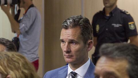 Condenan a 6 años de prisión al cuñado del rey de España por fraude fisc...
