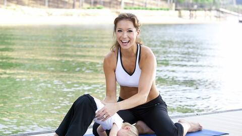 Beneficios de meditación en yoga desde una temprana edad