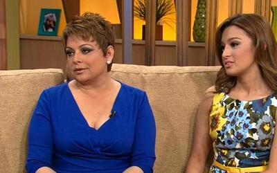 La tragedia de María Antonieta junto a su hija Antonieta
