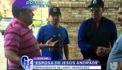 Jesús Andrade y su esposa se quedan sin trabajo