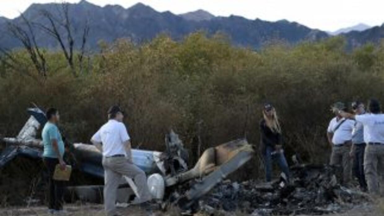 Las autoridades argentinas investigan con detenimiento qué pudo causar e...