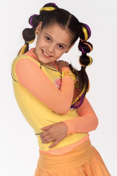 Allisson Lozz era su amor en la telenovela infantil, ¡qué d...