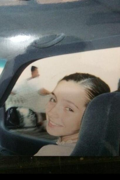 O fotos cuando era nena: ¡mírala a sus 15 años!