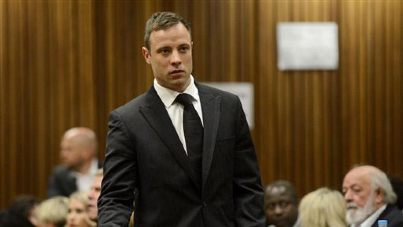 En octubre de 2014, un Tribunal de Sudáfrica lo condenó por matar a su n...