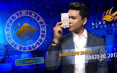 Niño Prodigio - Tauro 30 de marzo, 2017