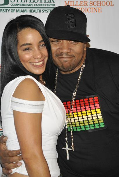 Monique Idlett Mosley and Timbaland