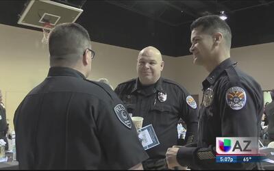 Buscan crear lazos de confianza entre la policía y la comunidad