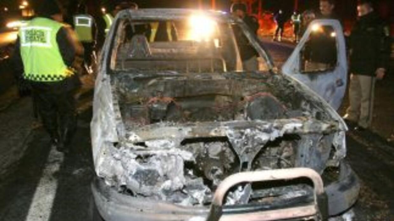 En el 2011 se han reportado cinco casos de coches bomba.