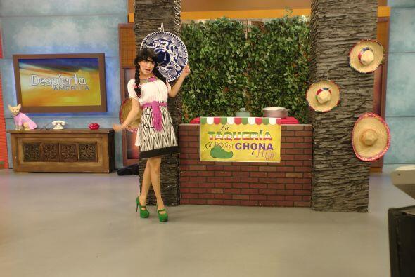 Hoy, en 'La Taquería de Dona Chona e hija', tuvieron un men&uacut...