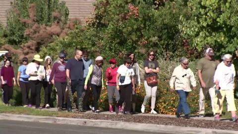 Refugiados en Fresno