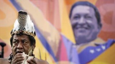 Venezuela sigue dividida y en la incertidumbre por el estado de salud de...