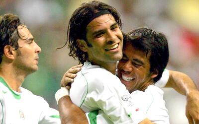 """Pável Pardo y su elogio a 'Rafa' Márquez: """"Es un entrenador dentro de la..."""