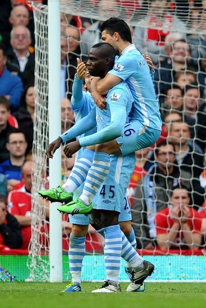 El atacante, siempre tan polémico, también cumple con goles.
