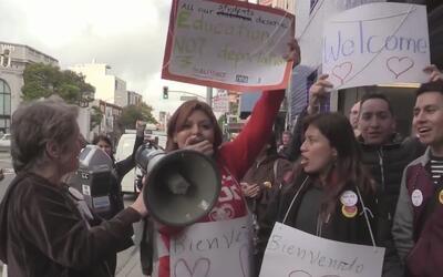 Indocumentados seguirán en la lucha por sus derechos