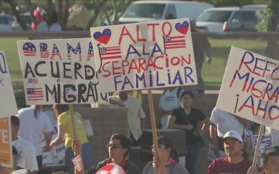 Activistas anuncian marcha masiva en Phoenix este 1 de mayo para exigir...