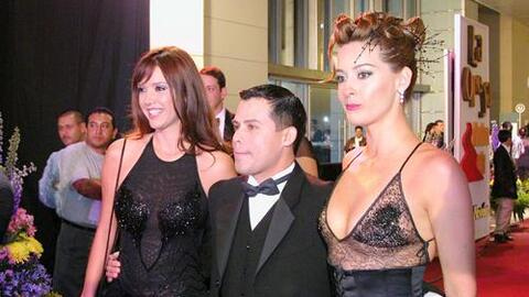 Marlene Favela y Susana González en TVyNovelas