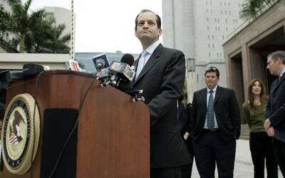Alexander Acosta, el abogado hispano nominado por Trump para secretario...
