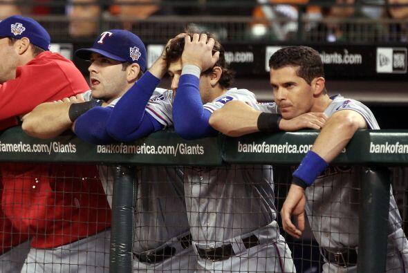 Los Rangers no podrían creer la resurrección de los Giants, pero ellos t...