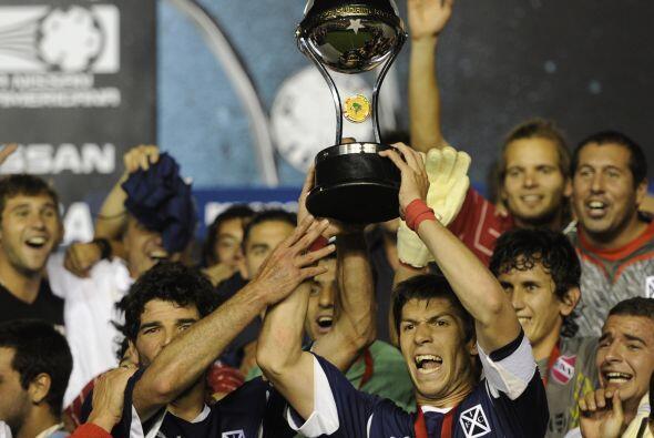 Independiente de Avellaneda, en los últimas posiciones del torneo...