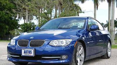 El Serie 3 2007-2011 es uno de los vehículos afectados por posibles fall...