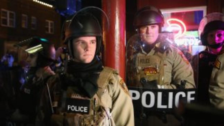 Ferguson deja varias lecciones sobre el proceder de la policía.